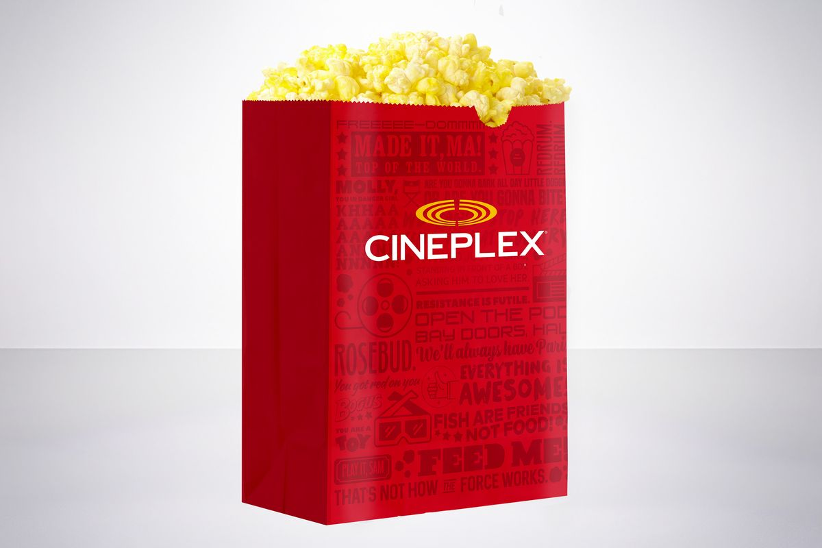Cineplex Cinemas 2081 Winston Park Dr Oakville On L6h 6p5 Canada Order Delivery Take Out Online Skipthedishes