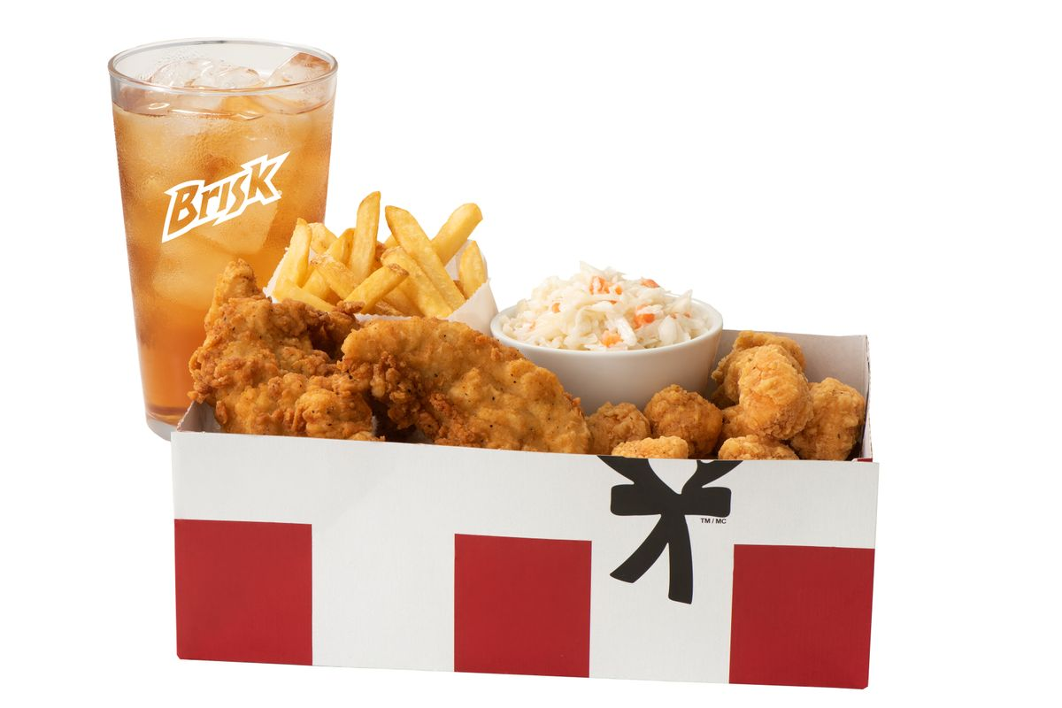 KFC (26 Commonwealth Ave, Mount Pearl, NL A1N 1W7, Canada